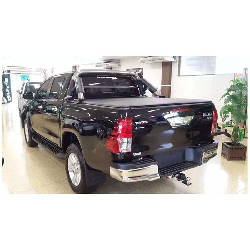 HILUX REVO 2015- TAIL GATE HANDLE WITH CAMERA HOLE