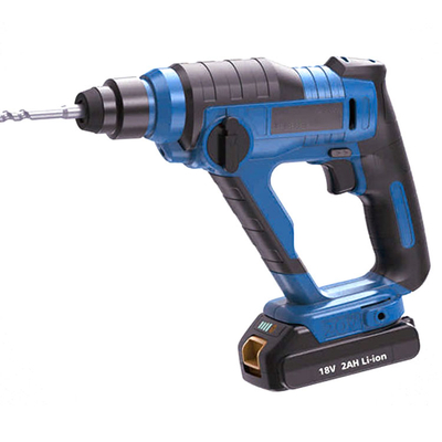Cordless Li-ion Rotary Hammer SDS-plus 18V, Model#:ZP-10LI