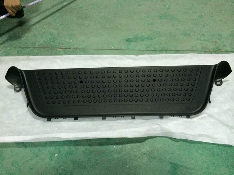 VW AMAROK 2010- REAR BUMPER