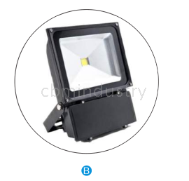 80W LED Flood light