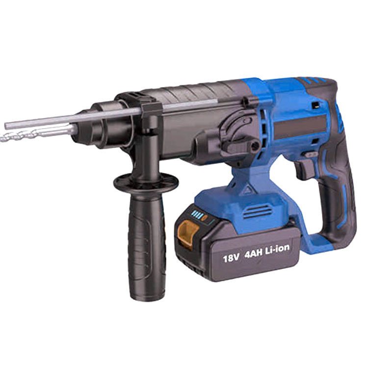 Cordless Li-ion Rotary Hammer SDS-plus 18V, Model#:ZP2-20LI