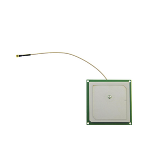 3DBI UHF Circularly Polarized Antenna
