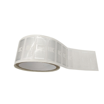 46*19mm Ucode-8 RFID UHF Coated Paper Label