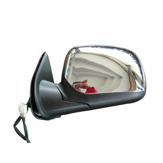 D-MAX 2006-2008 MIRROR CHROME AND MANUAL