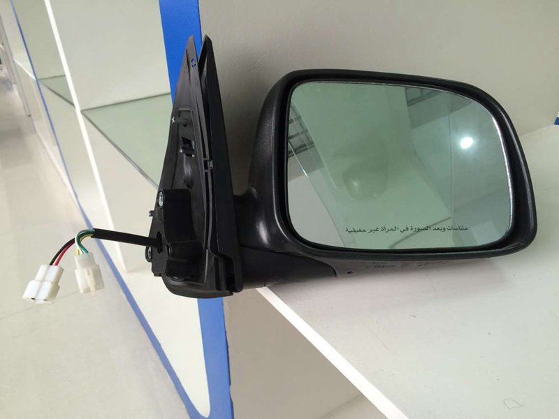 D-MAX 2008-2011 SHROT LED MIRROR