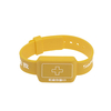 RFID Drawer Silicone Wristband