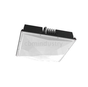 PAN SLIM Thermal design Canopy Lighting