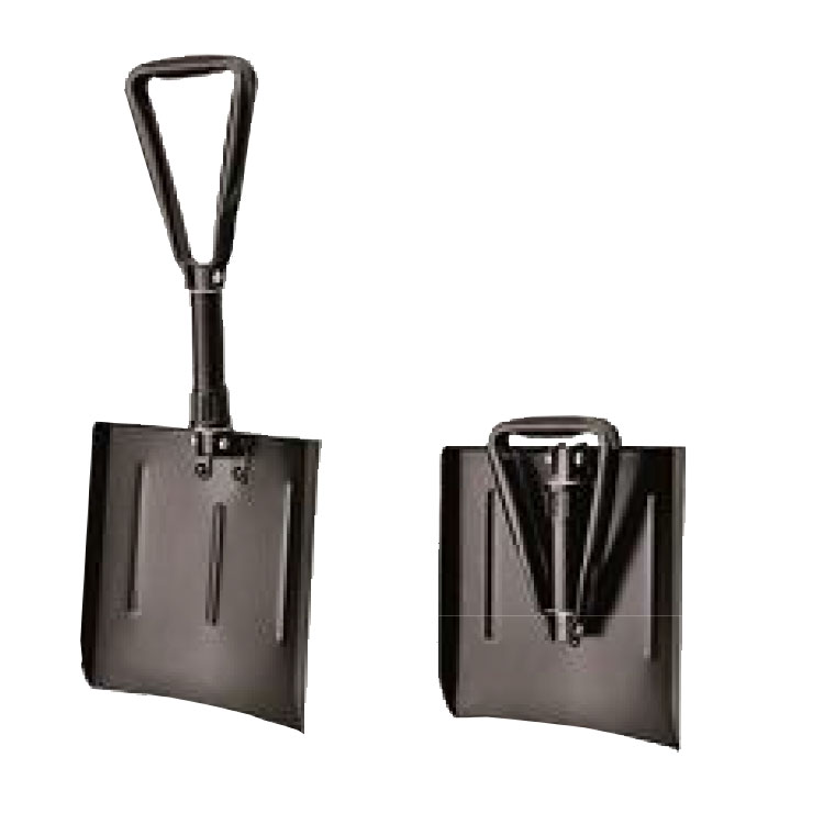 Short Handle Snow Shovel, 503B Series