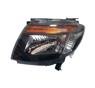 FORD RANGER 2012-2014 HEAD LAMP BLACK
