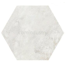 520x600mm natural color Hexagonal Brick Ceramic Tile