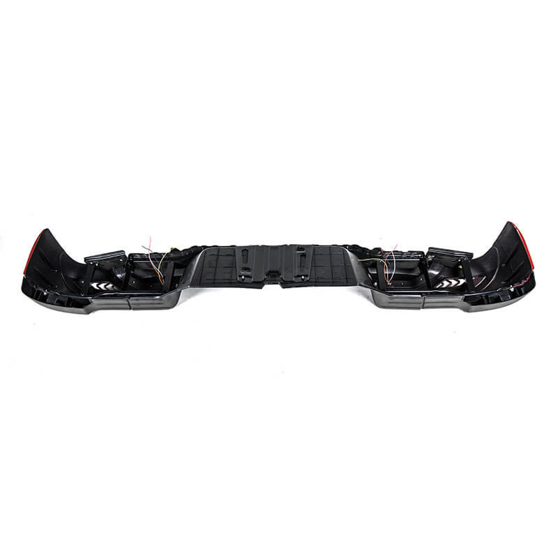 TOYOTA HILUX REVO 2015- REAR BUMPER(WITH MOVABLE LED)