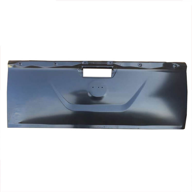 NAVARA SERIES 2015- TAIL GATE WITH MOULDING HOLE