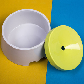 Pet water bowl not wet mouth