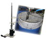 1.1kw 50,000cps 15gpm portable barrel pump