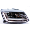 VW AMAROK 10 SERIES 2016 HEAD LAMP