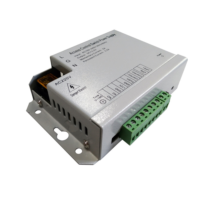 12V 5A Access Control Power Supply