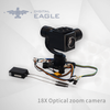 Three-axis Gimbal Camera Combo 18X Optical Zoom Camera
