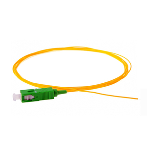 SC LC APC Fiber Optic Pigtail